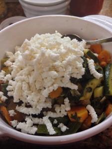 sformato carote e zucchine 3