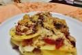 Teglia di Patate e Pomodori