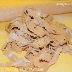 Reginette con farina di Castagne