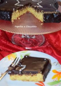 torta stella taglio