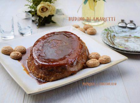Budino di Amaretti