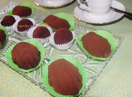 Tartufi ai tre Cioccolati