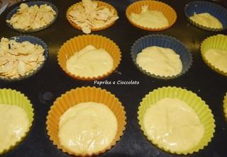 muffin con corn flackes