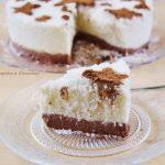 Ceesecake al Cocco e Yogurt