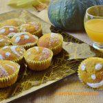 Muffin alla Zucca e Mandorle