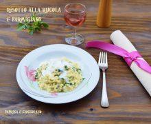 Risotto alla Rucola e Parmigiano