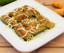 Zucchine con ripieno di Tonno
