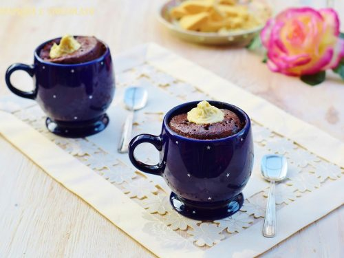 Mug Cake – Torta in tazza