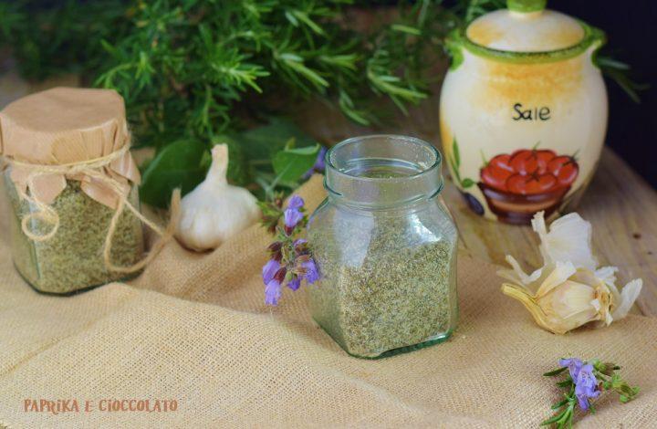 Salamoia Bolognese - Sale aromatico