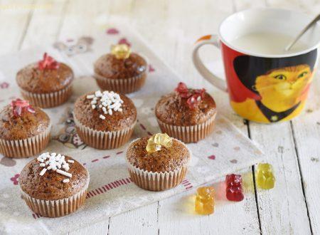Muffin – Ciocchini al cioccolato