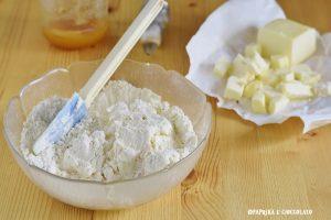 Pasta sfoglia veloce con mascarpone