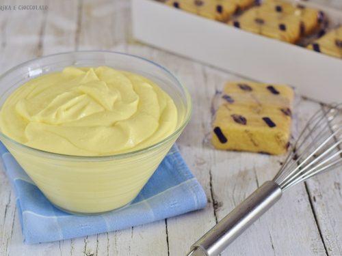 Crema di mascarpone alla vaniglia
