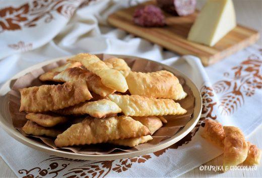 Gnocco fritto - ricetta light