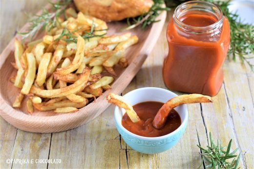 Salsa Ketchup - ricetta semplificata