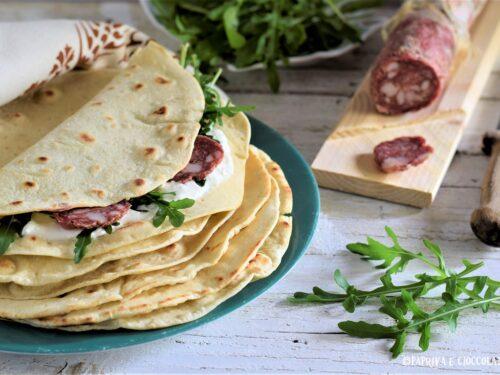 Piadina Romagnola ricetta originale