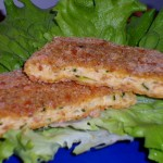 cotolette tofu zucchine