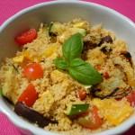 couscous verdure grigliate
