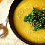vellutata di cavolfiore al curry