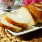 treccia di pan brioche al farro