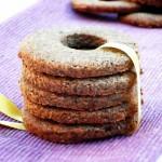 Biscotti di grano saraceno alla vaniglia