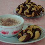 Biscotti con cocco e cacao – senza burro e uova