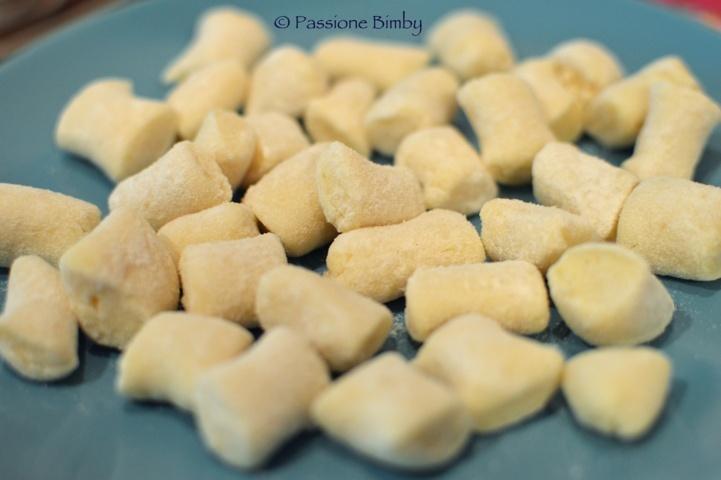 Ricetta bimby gnocchi con patate