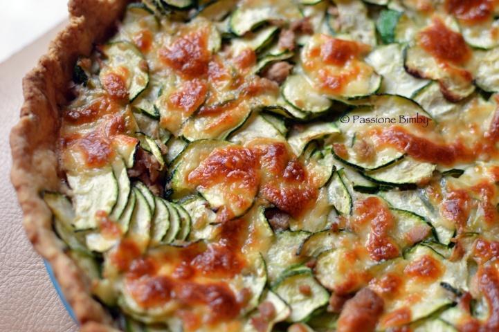 Ricette pasta brise con il bimby