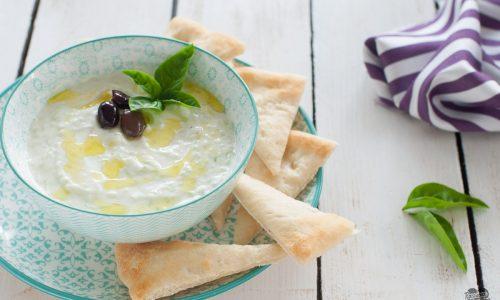 Tzatziki – salsa greca – ricetta originale