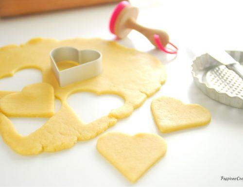 Pasta frolla – ricetta base senza lievito