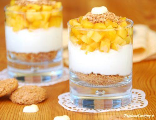 Cheesecake nel bicchiere – ricetta veloce