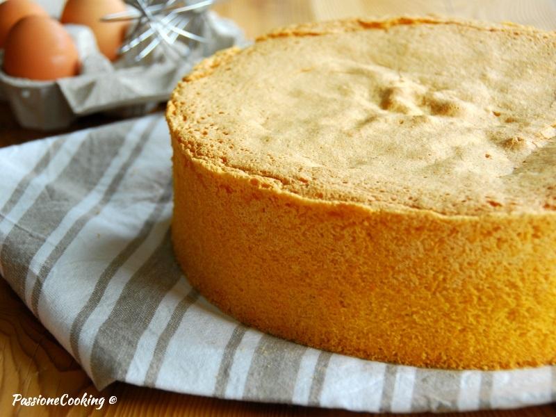 Pan di spagna - ricetta base con lievito