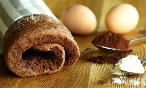 Pasta biscotto al cacao – ricetta base