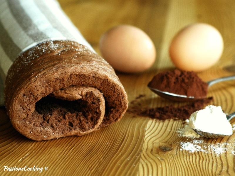 Pasta biscotto al cacao - ricetta base