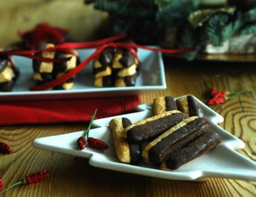 Biscotti cioccolato e peperoncino – ricetta Natale