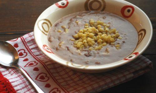 Zuppa di pasta e fagioli della nonna