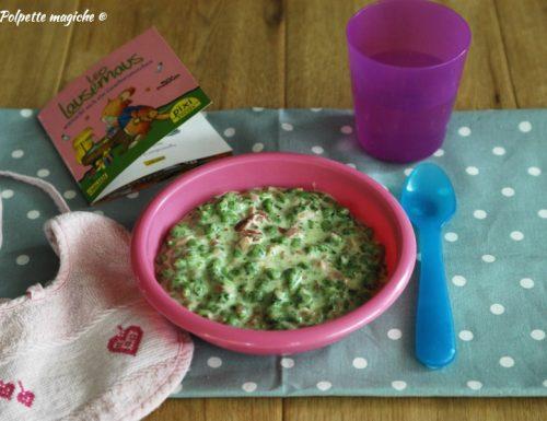 Gnocchetti di spinaci e ricotta senza uova