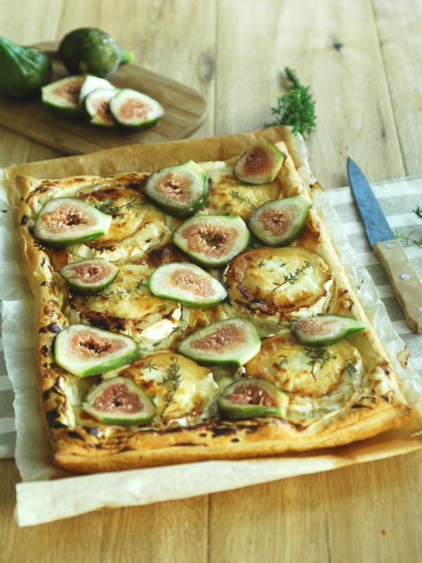 Torte rustiche focacce alla frutta for Case di tronchi freschi