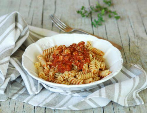 Pasta al tonno e pomodoro – ricetta facile