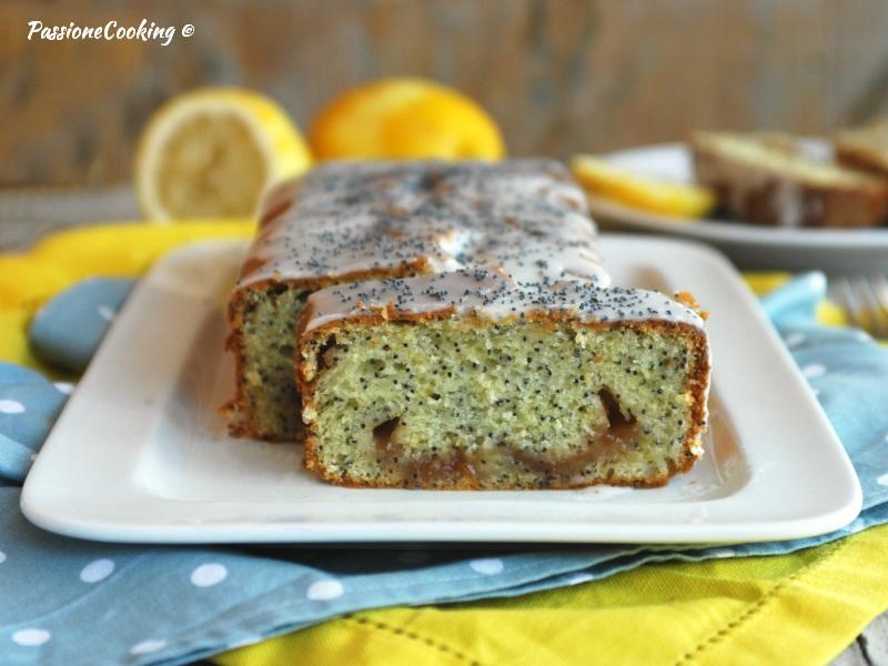Torta al limone e marmellata - sofficissima