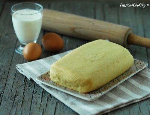 Pasta frolla con latte e bicarbonato – non si rompe