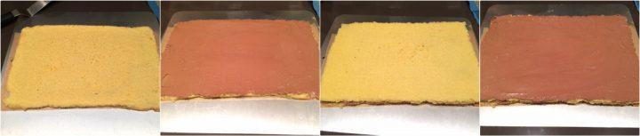 Torta Dobos con crema al burro e cioccolato