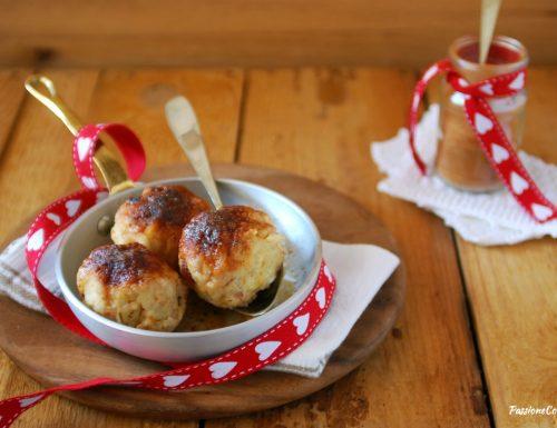 Canederli dolci di mele – ricetta dell'Alto Adige