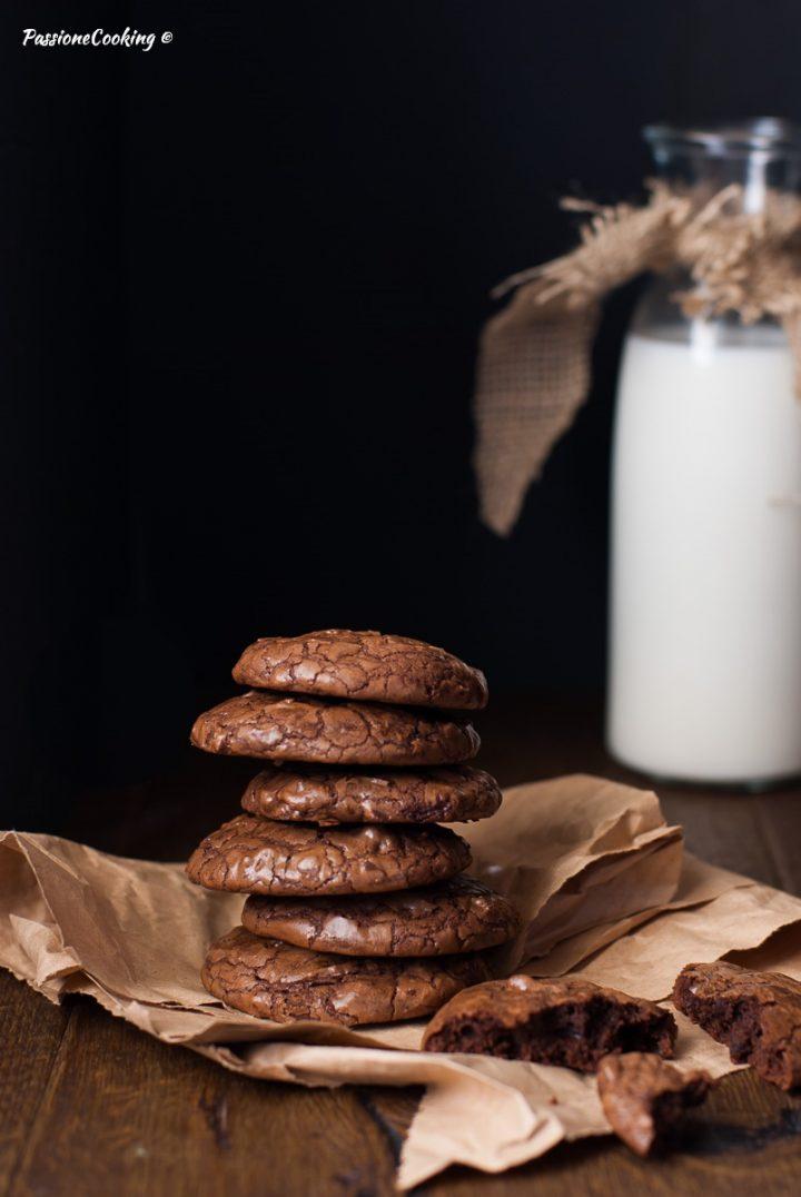 Cookies al cioccolato e caffè - super cioccolatosi