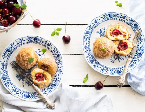 Canederli ripieni di ciliegie – ricetta dell'Alto Adige