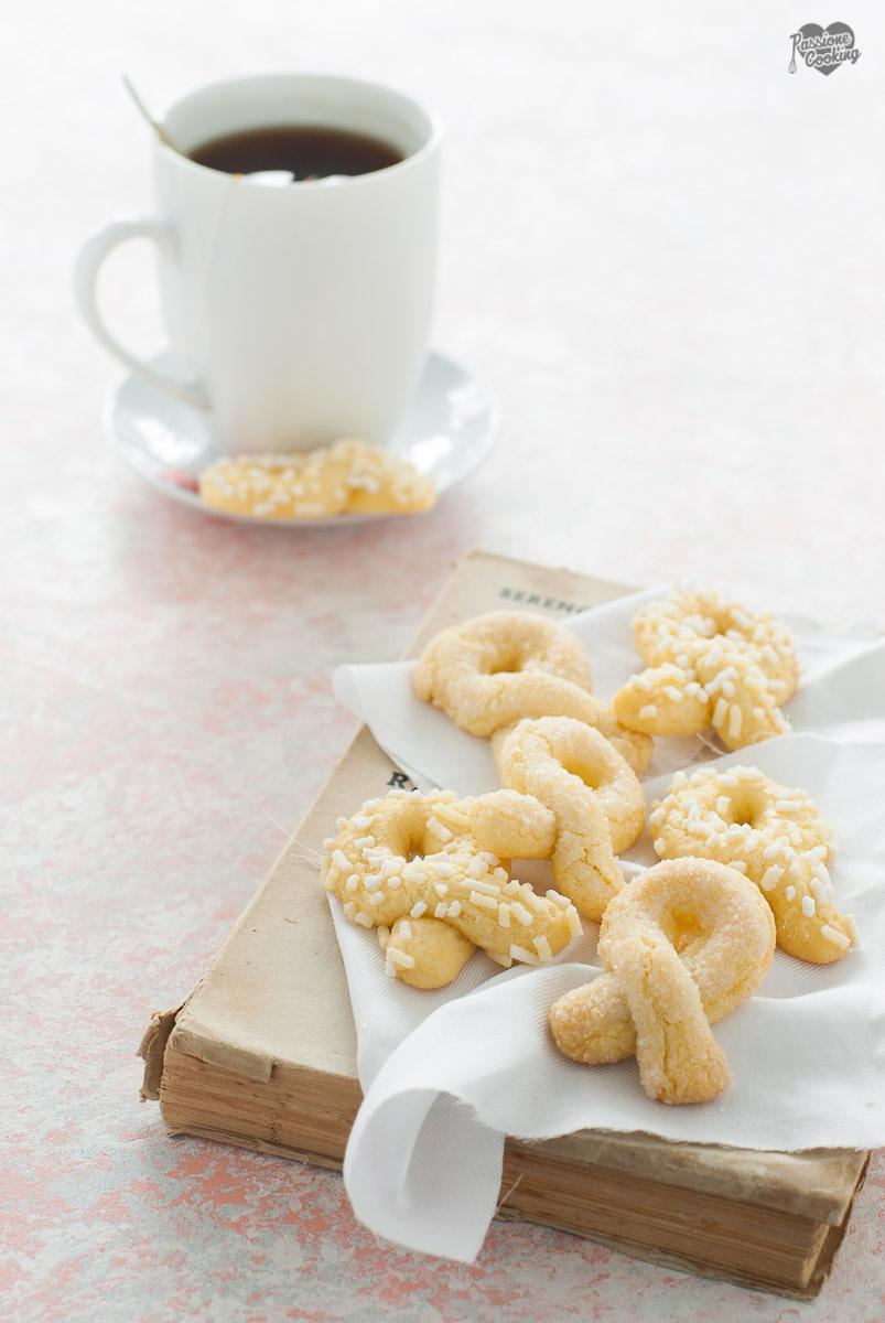 Frollini allo zucchero - deliziosamente friabili