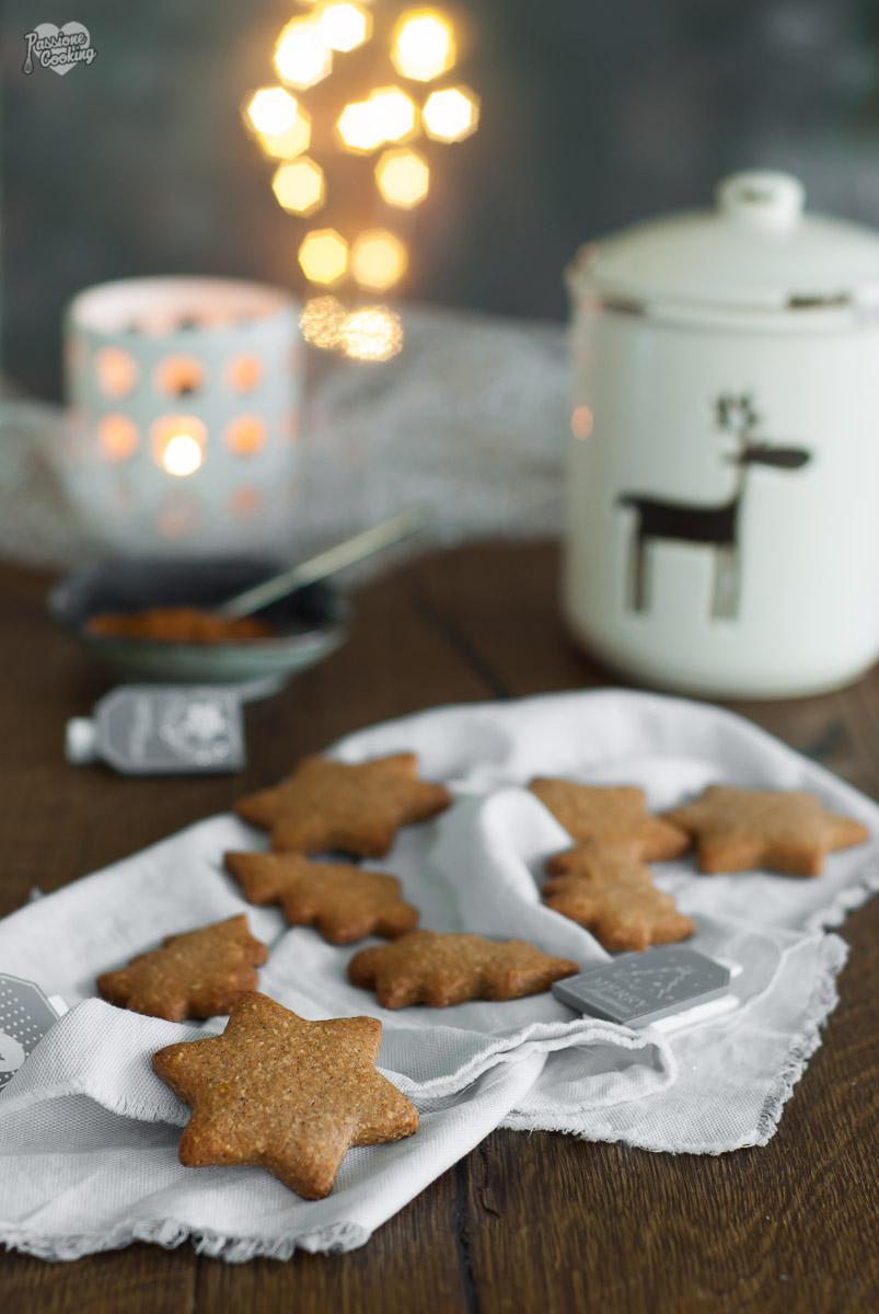 Spekulatius o Speculoos - biscotti speziati