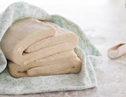 Pasta sfoglia fatta in casa – burrosa e ariosa