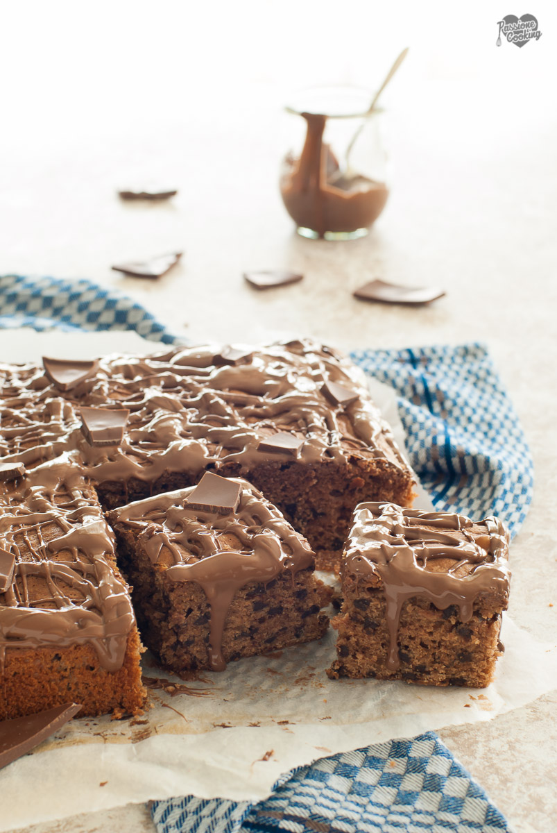 Torta con Cioccolato al Latte e Latticello