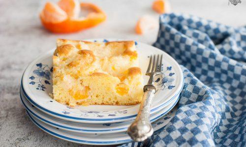 Torta di clementine e cocco – morbida e golosa