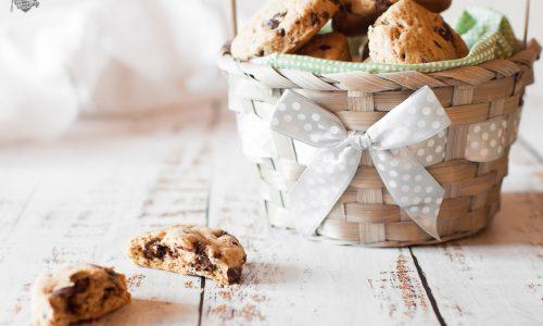 Biscotti secchi al tè nero e latte